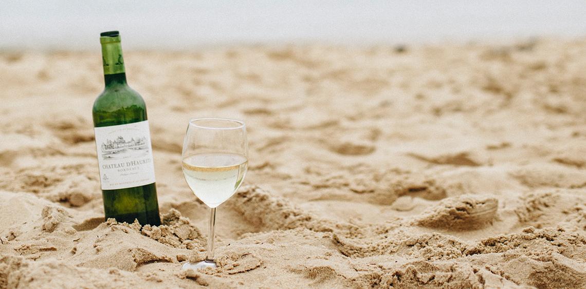 Les vins blancs secs de l'été – 2019