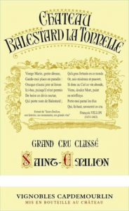 Château Balestard la Tonnelle