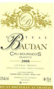 Château Baudan