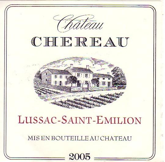 Château Chéreau