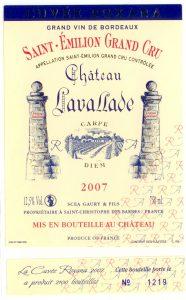 Château Lavallade