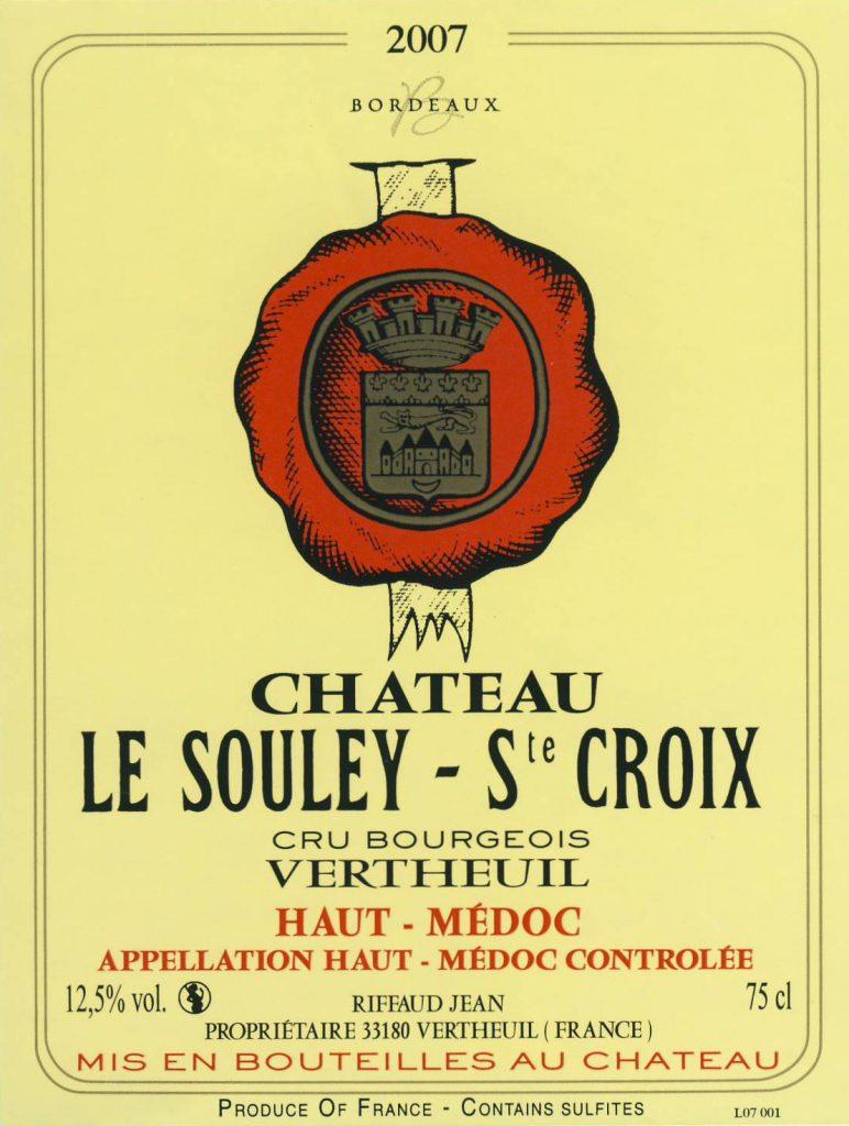 Château Le Souley-Sainte-Croix