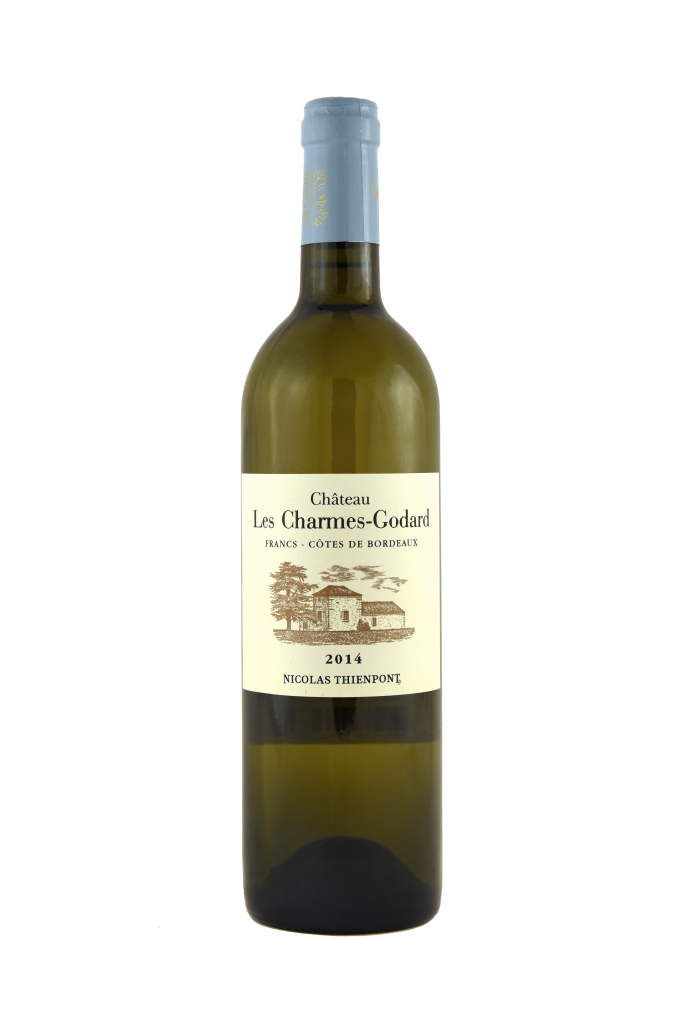 Château Les Charmes-Godard Blanc