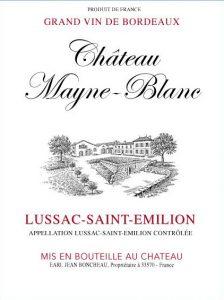 Château Mayne-Blanc