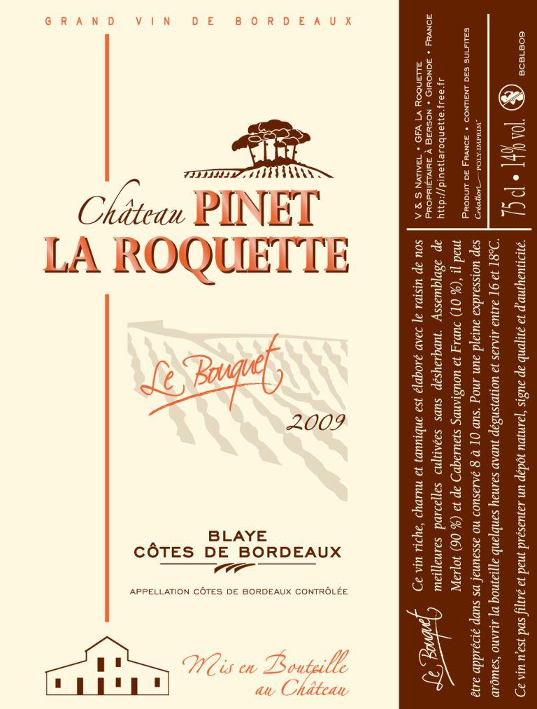 Château Pinet La Roquette