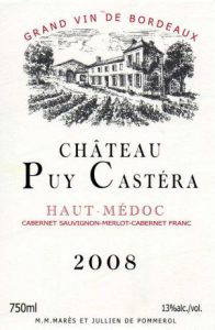 Château Puy Castéra