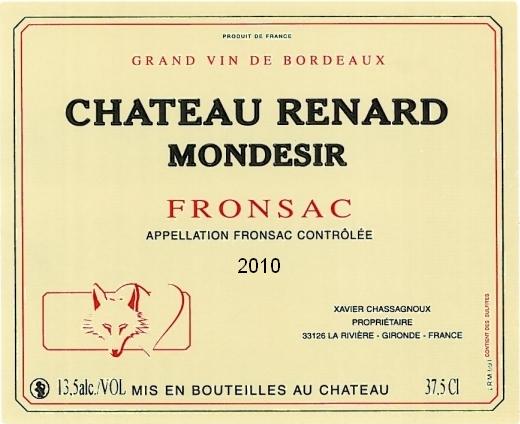 Château Renard Mondesir