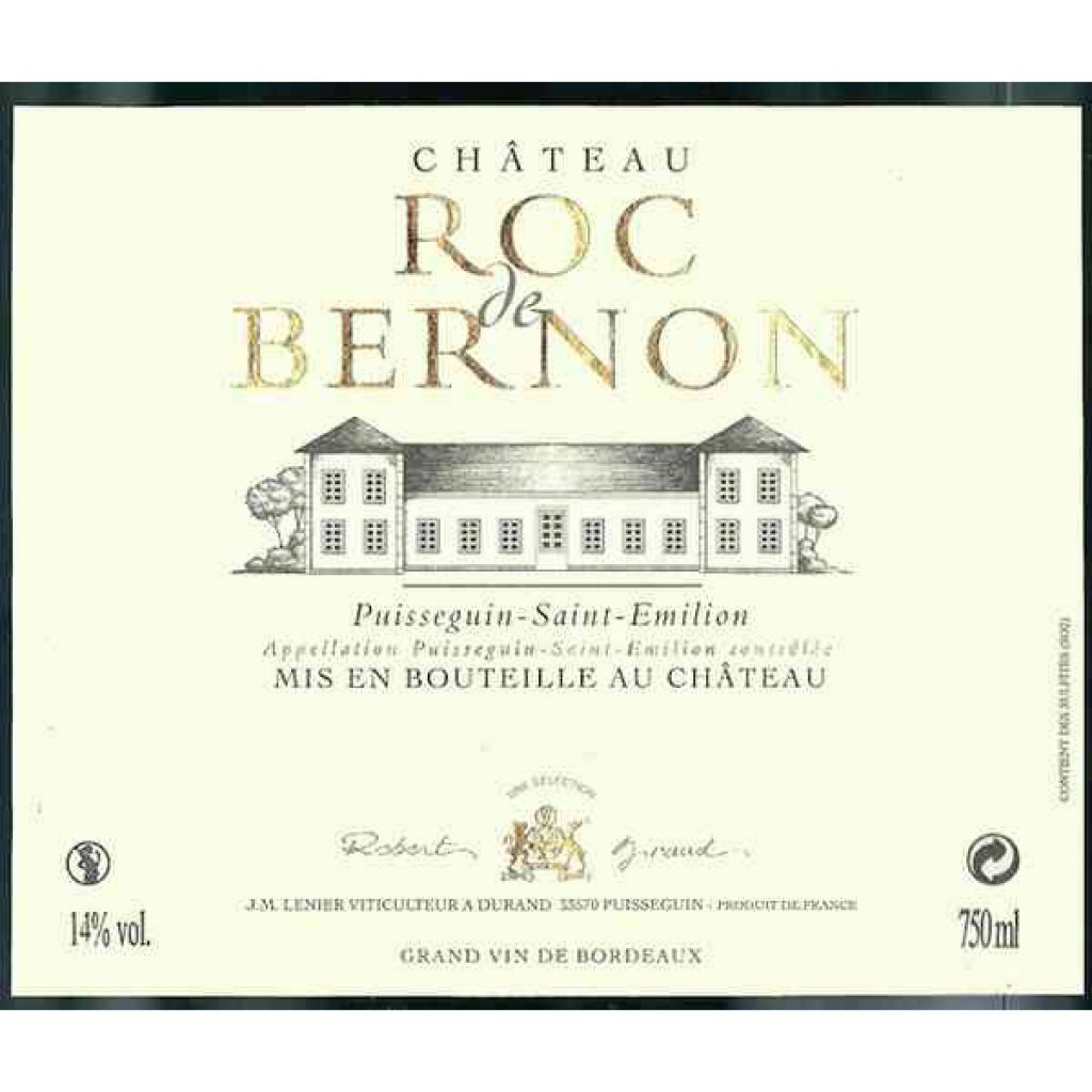 Château Roc de Bernon
