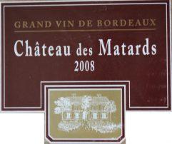 Château des Matards