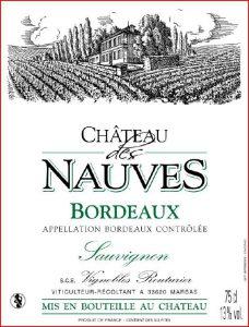 Château des Nauves
