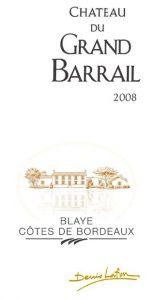 Château du Grand Barrail