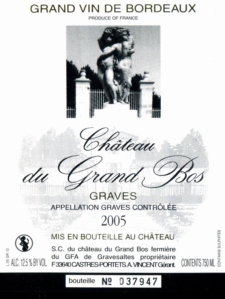 Château du Grand Bos