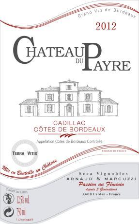 Château du Payre
