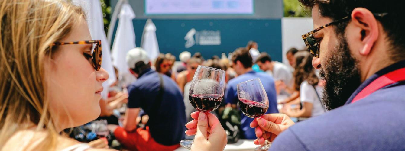Le Pavillon de l'Ecole du Vin de Bordeaux à eat! BRUSSELS, drink! BORDEAUX