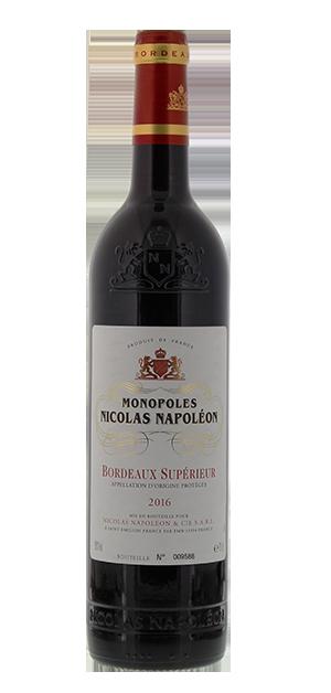 Monopoles Nicolas Napoléon