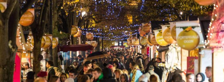 Discover the magic of the Bordeaux Christmas Market