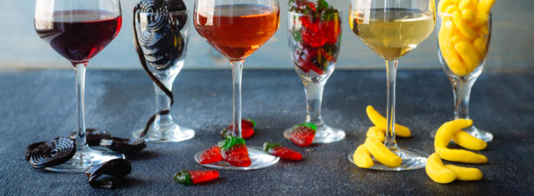 The 'dark arts' of pairing wine with candy