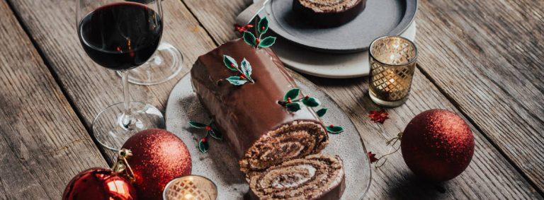 Trouvez le vin parfait pour votre bûche de Noël