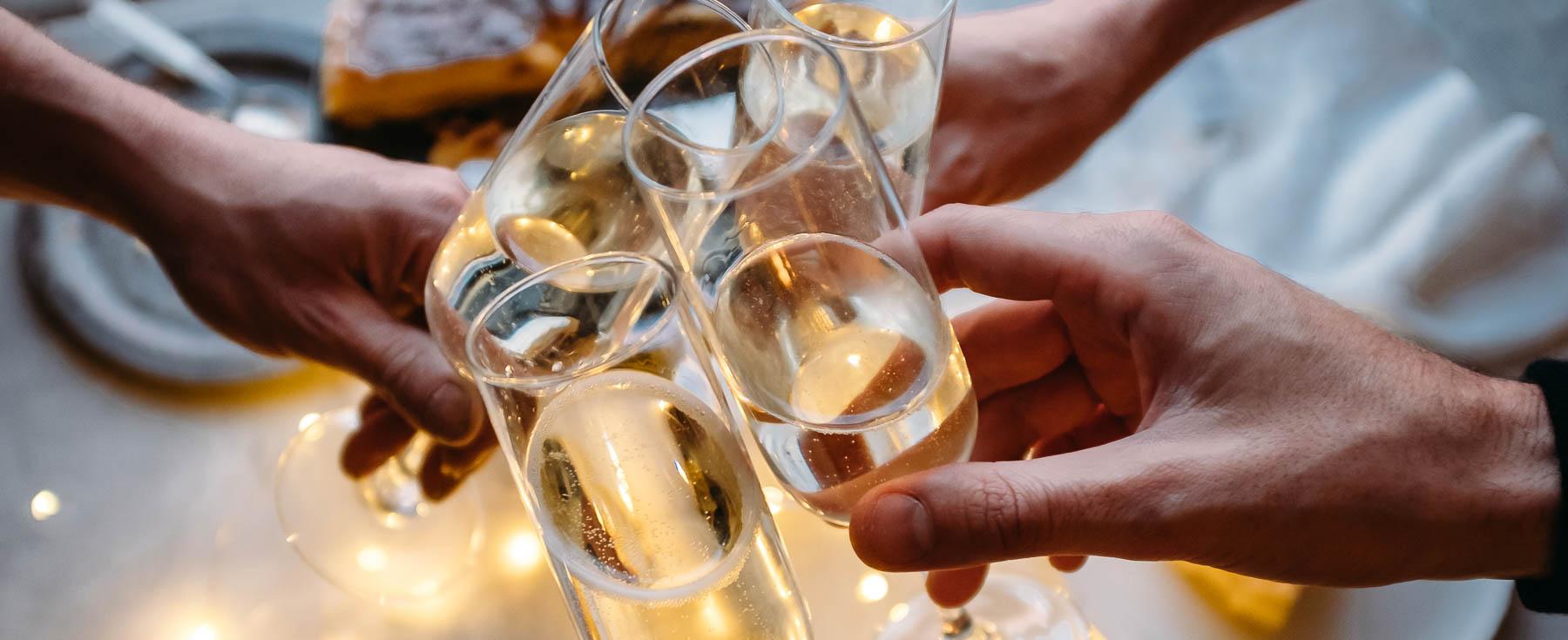 Crémant de Bordeaux, het vloeibare goud voor tijdens de eindejaarsfeesten