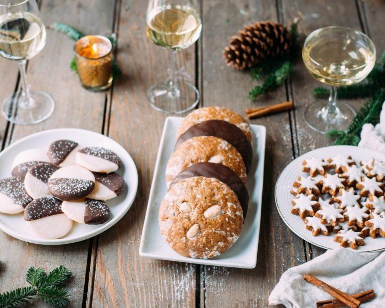 Wein und Weihnachtsplätzchen – passt das?