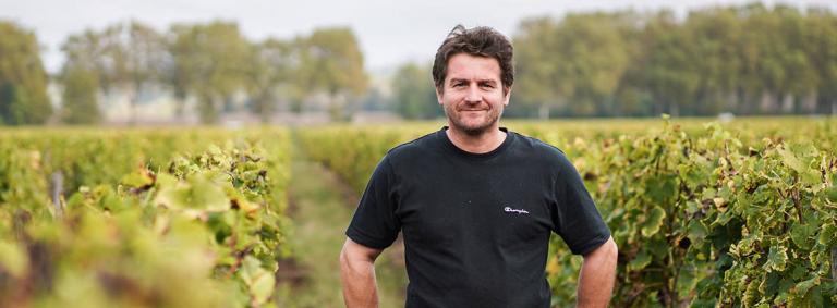 Meet Stéphane Wagrez, a bold contemporary Sauternes