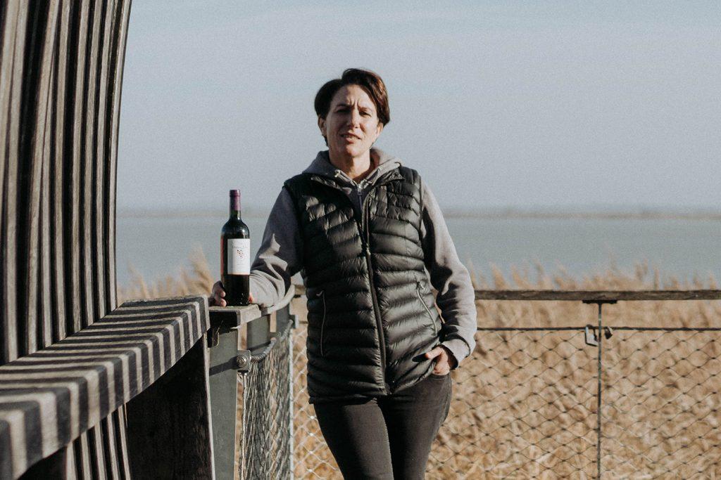 Sophie Martin winemaker