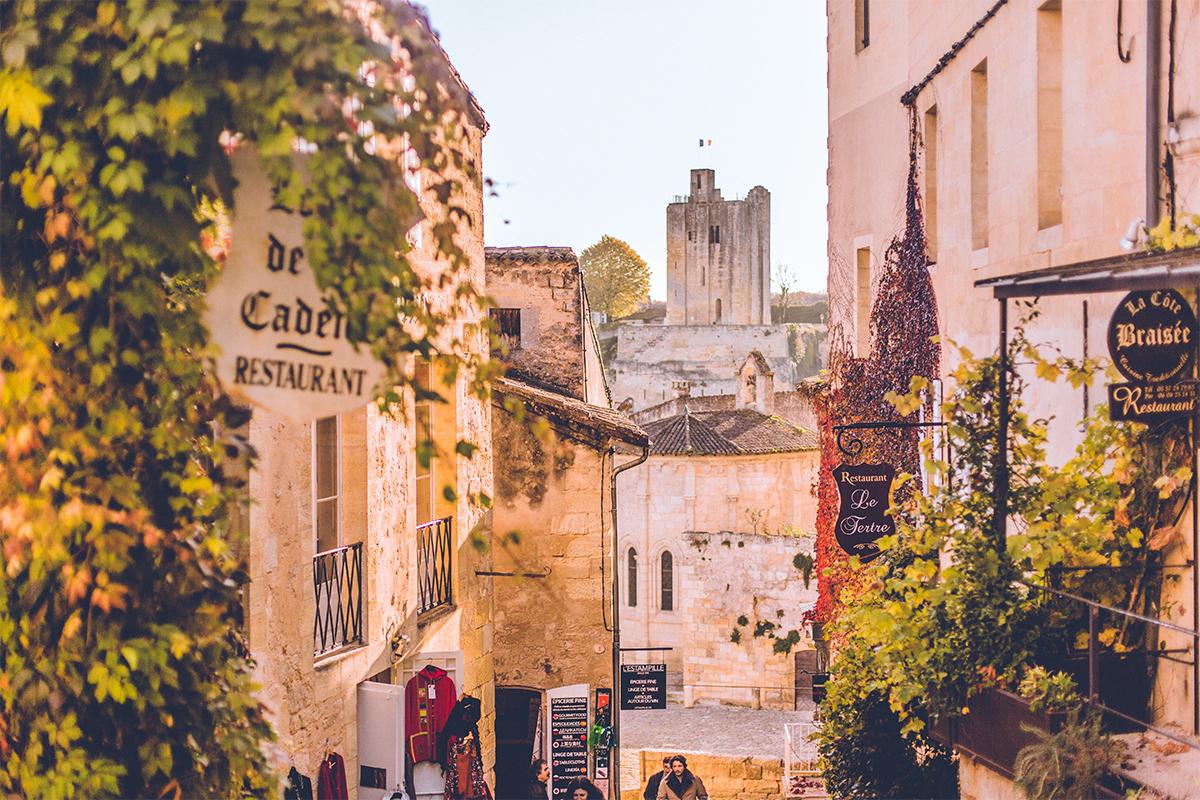De beroemde wijnen van Saint-Émilion