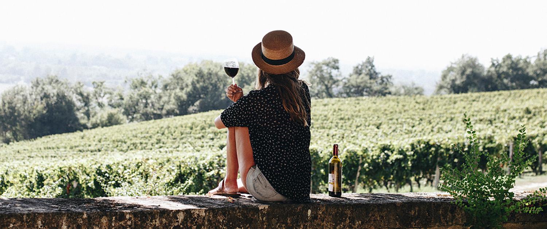 Bordeaux wird immer grüner