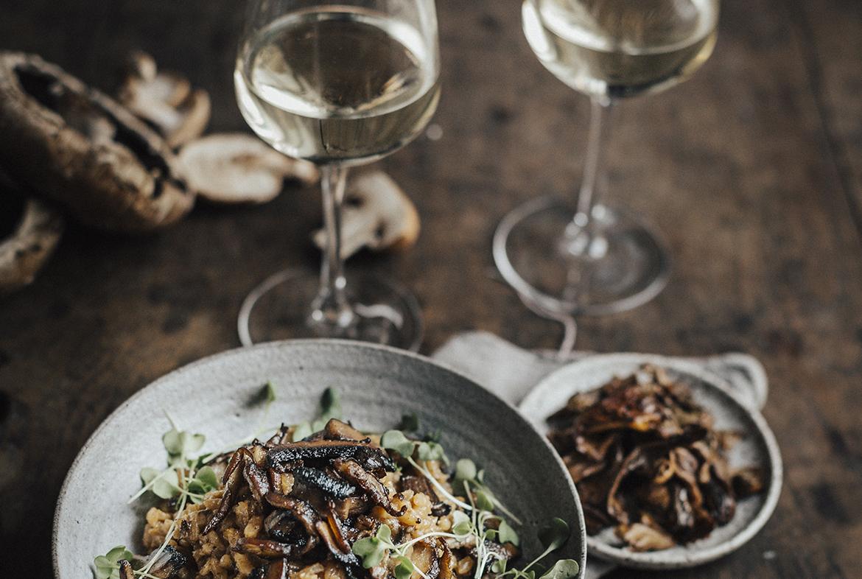 Quel plat servir avec un vin blanc de Bordeaux structuré?
