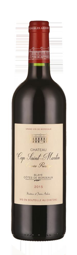 Château Cap Saint-Martin – Cuvée Prestige