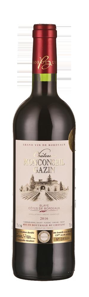Château Monconseil Gazin