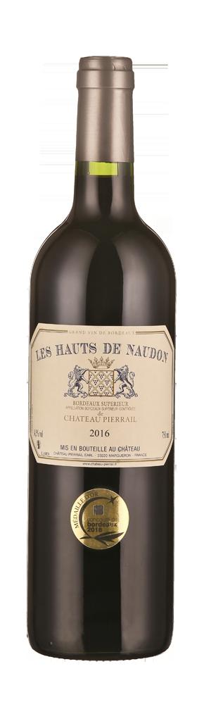 Château Pierrail – Les Hauts de Naudon