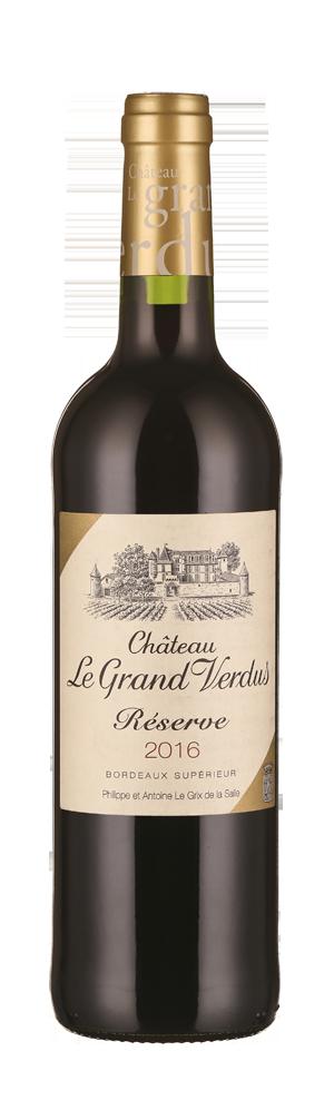 Château Le Grand Verdus Réserve