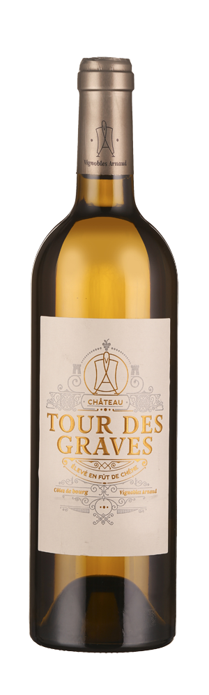 Château Tour des Graves – élevé en fût de chêne