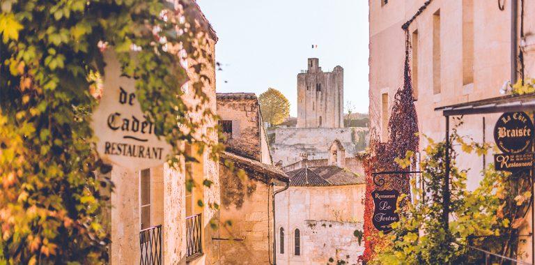 Saint-Émilion et ses vins renommés