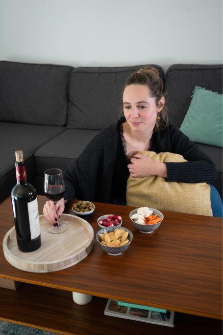 bordeaux wine serie