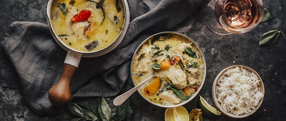 3 recettes faciles au curry avec des vins de Bordeaux