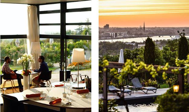 Bordeaux sky