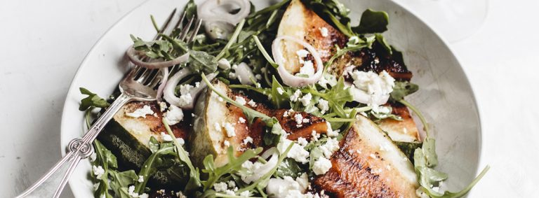 Bordeaux Rose and summer salads – bliss! Here are 3 recipes to try