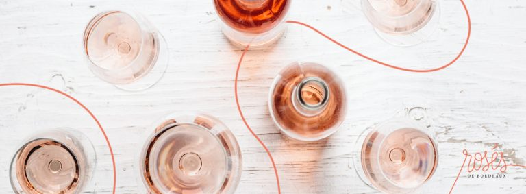 Discover rosé wines from Bordeaux