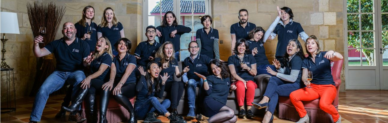 "Sommelièren Verena Herzog und Tina Heidelberg verstärken das deutsche Tutoren-Team der Weinschule ""Ecole du Vin de Bordeaux"""