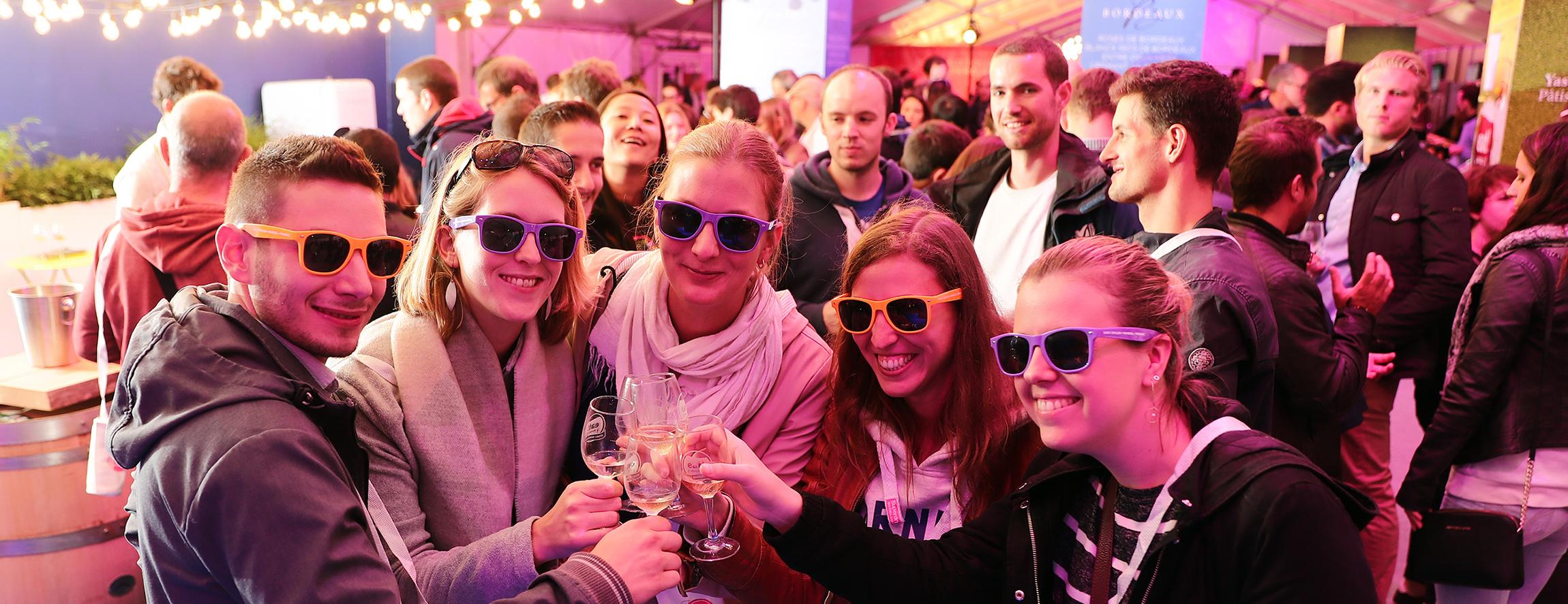 8e édition du festival eat! BRUSSELS, drink BORDEAUX: le programme