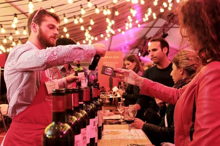 vin bordeaux bruxelles