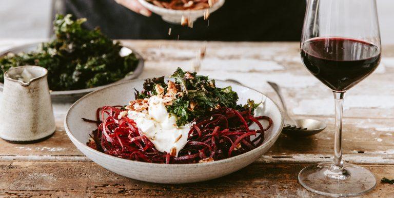 3 geniale Rezepte für Gemüsepasta