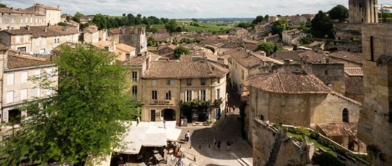 Raise a Glass: Saint Émilion