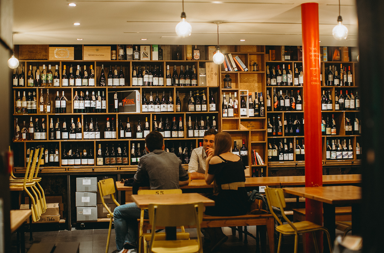 5 tolle Weinbars in Bordeaux