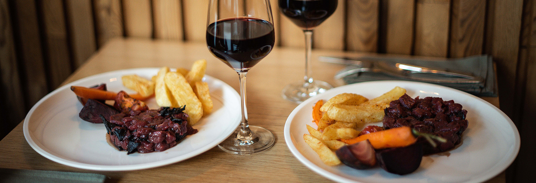 Eat! BRUSSELS, drink! BORDEAUX – Découvrez 6 combinaisons au top !