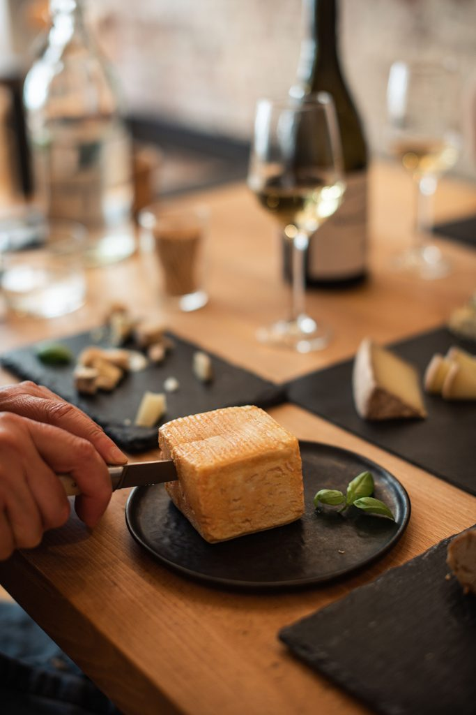 fromage vinc blanc