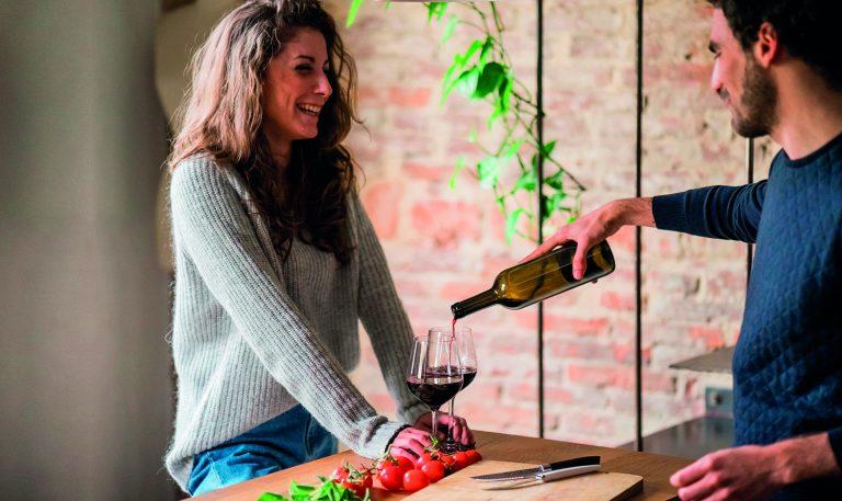 6 perfekte Momente für ein Glas Wein