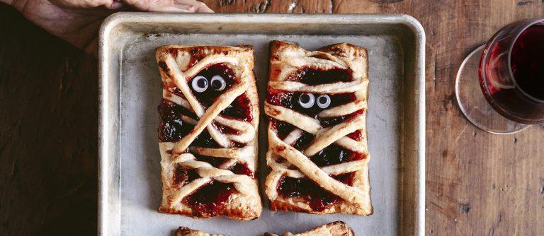 3 schaurig-geniale Snacks für eure Halloweenparty